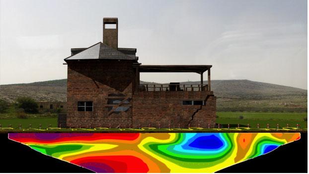 indagine geoelettrica piano di posa