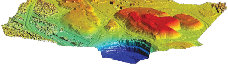 topografia & drone