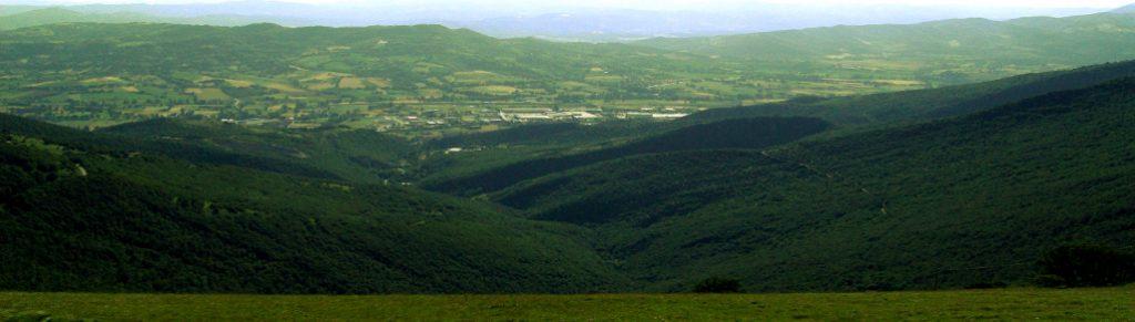 panorama Gualdo Tadino